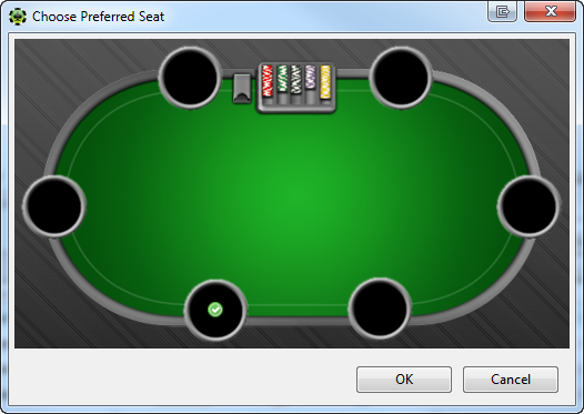 My Seat on MicroGaming