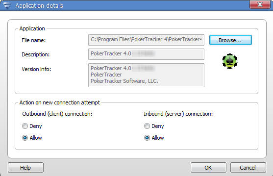 F Secure Poker Tracker 4
