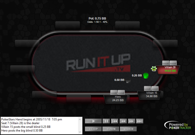 Preview of Official RunItUp.tv Replayer Theme